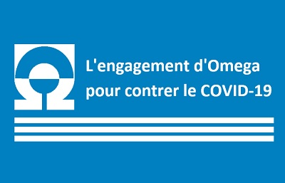 Les initiatives d'Omega pour soutenir les clients, la communauté et les collaborateurs