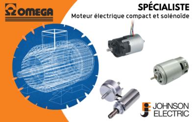 Johnson Electric, Spécialiste moteur électrique compact et solénoïde