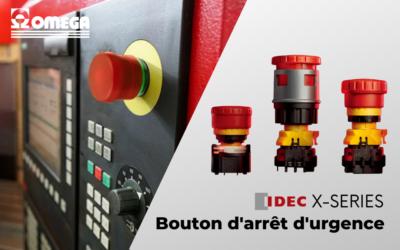 Bouton d'arrêt d'urgence / E-Stop IDEC